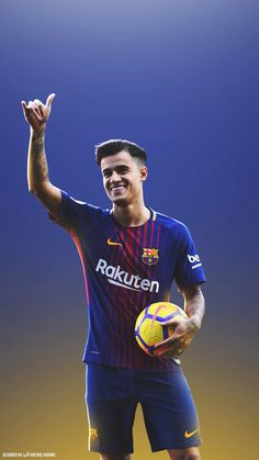 5f402492084 New Barcelona signing Philippe Coutinho is unveiled at Camp Nou on January  2018 in Barcelona