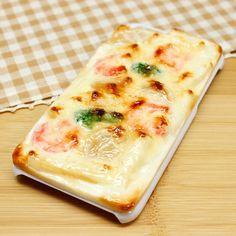 食品サンプル屋さんのスマホケース(iPhone6/6s:グラタン)【atelier cook】