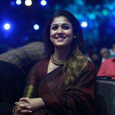 Stunning Nayanthara, at Zee Cine Awards 2020 - Daily News and analysis Nayanthara In Saree, Nayanthara Hairstyle, Classic Actresses, Beautiful Actresses, Indian Actresses, Nayantara Hot, Indian Actress Images, Indian Bridal Outfits, Saree Trends