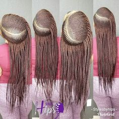 Swipe left⬅️😍🔥💜sidepartthreelayerfeedinwrapbraids without plaits ed… Swipe left⬅️😍🔥💜sidepartthreelayerfeedinwrapbraids without plaits edges laid with When your baby hair is Edge Control ProductsBattle of the Edge Contro Latest Ghana Weaving Styles, Latest Ghana Weaving Hairstyles, Ghana Braid Styles, Ghana Braids, Box Braids Hairstyles, Protective Hairstyles, Invisible Braids, African American Braids, Long Braids