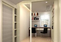 好室佳室內設計-作品(112)極簡空間的優雅美學