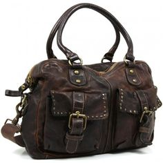 I really want this!! Campomaggi Hobo C09012VL-1701