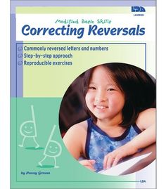 Correcting Reversals Resource Book - Carson Dellosa Publishing Education Supplies