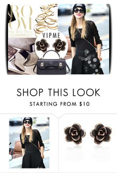 """VipMe 7"" by amerlinakasumovic ❤ liked on Polyvore featuring women's clothing, women, female, woman, misses and juniors"