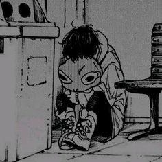 Dark Anime, Anime Monochrome, Arte Obscura, Gothic Anime, Sad Art, Cute Icons, Animes Wallpapers, Manga Art, Cartoon Art