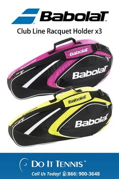 Babolat Club Tennis Bags - $34.99 at doittennis.com