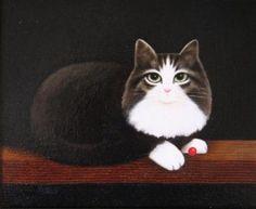 Martin LEMAN artist, paintings and art at the Red Rag British Art ...