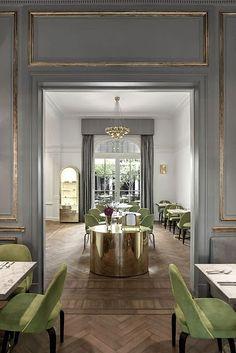 Une déco qui en jette | design d'intérieur, décoration, restaurant, luxe. Plus de nouveautés sur http://www.bocadolobo.com/en/inspiration-and-ideas/
