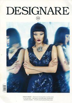 collier COQUELICOT édition  limitée - cristal de Swarovksi -parution Designaré