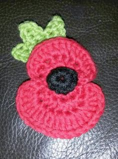 Keeping Mama Sanchez busy...: My 'paper' poppy