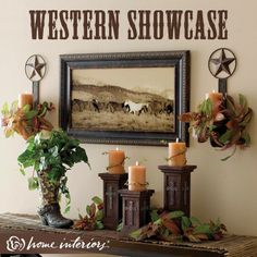 Add A Western Flair To Your Home