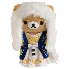 Rilakkuma  Kabuki Plushie (Rilakkuma)鬆弛熊歌舞伎釀公仔(限定品)  價錢: HK$300  尺寸: 總高22cn  顏色: (白/藍/棕)  功能: )玩偶 )收藏 )裝飾  特點: )鬆弛熊造型公仔 )鬆弛熊成為歌舞伎釀?! )與同鬆弛熊一起載歌載舞 )大熱門商品 )限定品!!! #hoebuy #hoebuya #hoebuySan-X #Japan #日本 #San-X #Rilakkuma #鬆弛熊 #歌舞伎釀 #Toy #玩具 #玩偶 #StuffedToys #毛公仔 #大熱門商品 #限定品 #最新產品 #日本直送 #日本代購  歡迎前往我地網站選購 凡網站購買時可輸入promotion code YENFALL 即享折扣優惠!