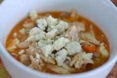 Buffalo Chicken Soup 10