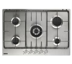 Buy Zanussi Five Burner Gas Hob - Stainless Steel from Appliances Direct - the UK's leading online appliance specialist Foyers, Stainless Steel Appliances, Kitchen Appliances, Plaque Gaz, Retail Websites, Gas Supply, Cooker Hoods, Oven Range, New Kitchen