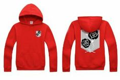 Attack on Titan Cosplay Levi Hoodie Jacket Costume,Shingeki No Kyojin Eren Jaeger Costume for Boys xcoser