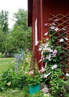 Swedish Bohemian Garden Sheds, Huts & Tree Houses