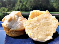 Mama's Mayonnaise Biscuits.  The biscuit we ate as children down South.  Fast, easy, foolproof, and best of all when you bite into them you just naturally close your eyes and and say ummm because they are that good.