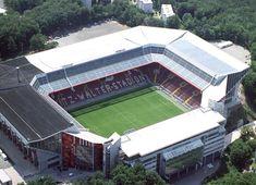Fritz-Walter-Stadion (49'780)- Kaiserslautern