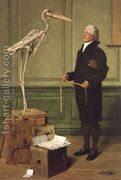 Science is Measurement  by Henry Stacy Marks