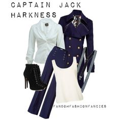 How to dress like... Captain Jack Harkness