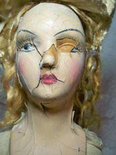 Boudoir Doll Vintage and Creepy by CLynnsStudio on Etsy, $30.00