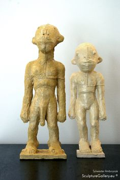 'Para' - Rzeźba Ceramiczna S. Ambroziak | Sculpture Gallery