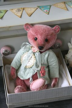 We have several little teddy bears for our little guests that are complimentary.