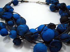 Zandstorm: Bolletjesketting (Juwelen,halsketting)