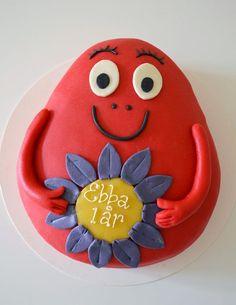 Barbapapa cakes!