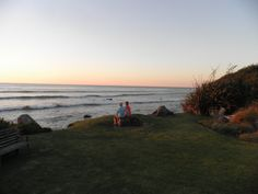 Waiting for sunset on Stent Road, Warea, New Zealand.