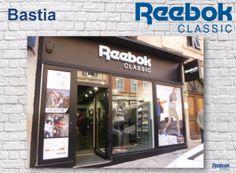 Reebok Classic store in Bastia 2098fa4b3
