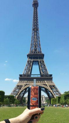 The best portable vaporizer -Ascent - goes to Paris