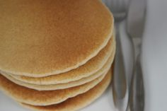 Bob's Favorite GF Pancakes -- Pretty good. I added a mashed ripe banana, only 1 tbsp of avocado oil, and some vanilla extract. Next time might add some cinnamon/cloves/nutmeg and/or blueberries. And a little sugar. Needs a little sugar.