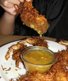 Thai Coconut Shrimp; absolutely delicious and tastes just like the recipe from Bonefish Grill!