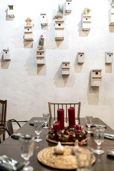 Interior Design Restaurant Riits Riga