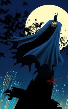Dark Knight by *Caveatscoti