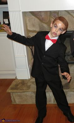 Slappy - Halloween Costume Contest via @costume_works