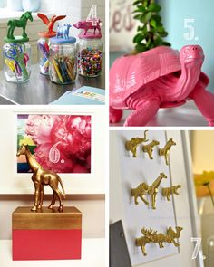 Craft Favourites: 12 Great Plastic Animal Crafts | Appliances Online @ Home