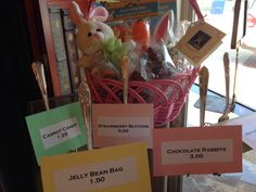 Fill your Easter baskets with Oklahoma's finest homemade candy!