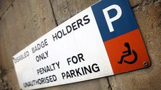 Drivers who misuse blue badges for the disabled are left unpunished by 40% of councils in England, figures show.