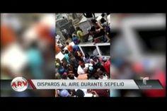 República Dominicana: Disparos Al Aire Durante Sepelio Deja A Varios Heridos