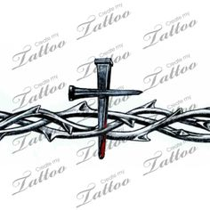 1000 images about tattoos on pinterest crown of thorns religious tattoos and crosses. Black Bedroom Furniture Sets. Home Design Ideas