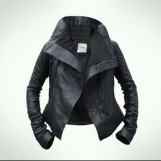 Love! This is the perfect leather jacket.  http://www.etsy.com/shop/eodwyer84?ref=top_trail