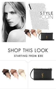 """""""Style Icon"""" by varsityblues ❤ liked on Polyvore featuring Urban Decay, Yves Saint Laurent and YSL"""