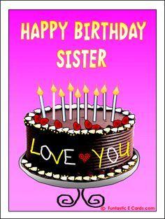 happy birthday sister quotes - Bing Images Happy Birthday Elaine