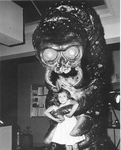 MONSTER THAT CHALLENGED THE WORLD (1957)