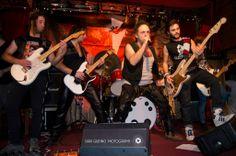 """Il palco del Tex Saloon Club ti aspetta!!  Partecipa al """"Rocheria3 Rock Contest"""" e potresti essere tu il prossimo ad esibirti sul nostro palco!  Tnx Music House Stop Bajon Iron Maiden Tribute-The Duellists- e Sara GiustinoPhotography"""