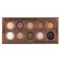 """Our Dream Catcher Palette in """"Golden Horizons"""" has lots of earth tones and neutral shades."""