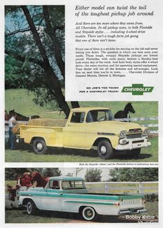 1959 Chevrolet Apache ~ U.S.A by Michael on Flickr