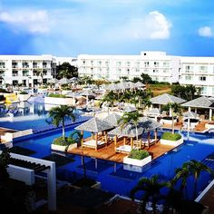 Featured Resort of the Week: Valentin Perla Blanca. Enjoy a taste of #paradise at #Valentin #Perla #Blanca an #adults-only #resort situated on 1000 yards of #white #sand #beaches in #Cayo Santa Maria #Cuba. Theres no shortage of options at this hotel whether it be the eight #restaurants six #bars two #pools or the abundance of leisurely activities to partake in. With #Bali beds and #loungers right in the pool #relaxation is key at Valentin Perla Blanca! Have you been? #ValentinPerlaBlanca… Santa Maria Cuba, Cayo Santa Maria, Vacation Places, Dream Vacations, Cuba Beaches, Mont Real, Romantic Travel, Oh The Places You'll Go, Luxury Travel